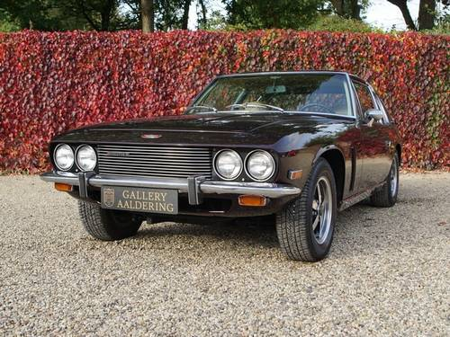 1974 Jensen Interceptor coupe series III For Sale (picture 5 of 6)