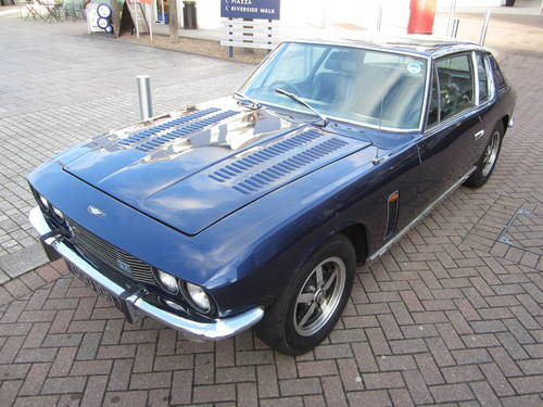 1972 Jensen Interceptor SP For Sale (picture 2 of 6)