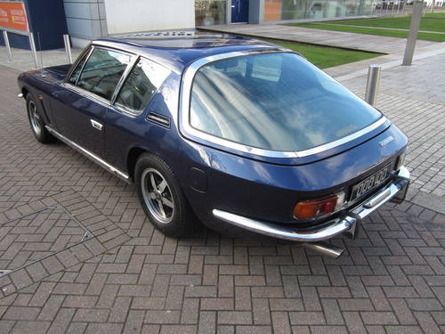 1972 Jensen Interceptor SP For Sale (picture 6 of 6)