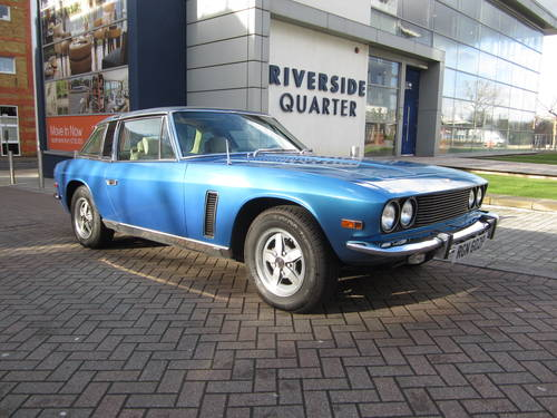 1976 Jensen Interceptor Coupe For Sale (picture 1 of 6)