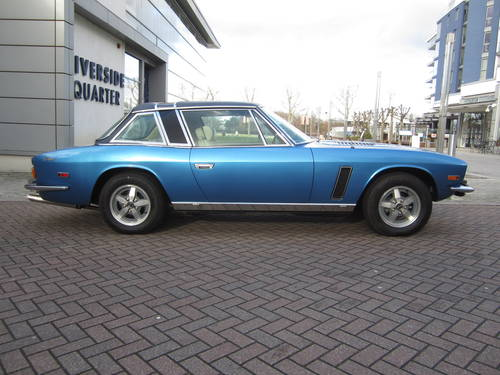 1976 Jensen Interceptor Coupe For Sale (picture 2 of 6)
