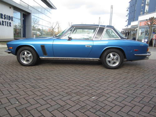 1976 Jensen Interceptor Coupe For Sale (picture 3 of 6)