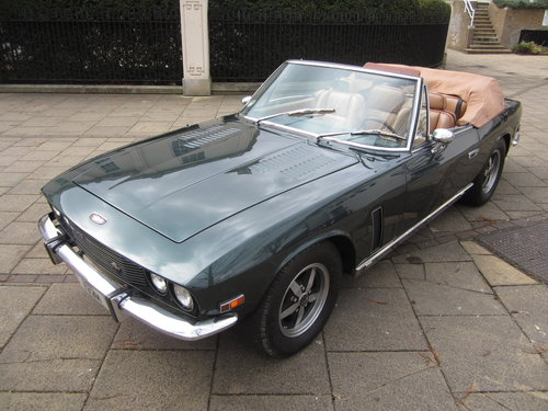1974 Jensen Interceptor Convertible For Sale (picture 2 of 6)