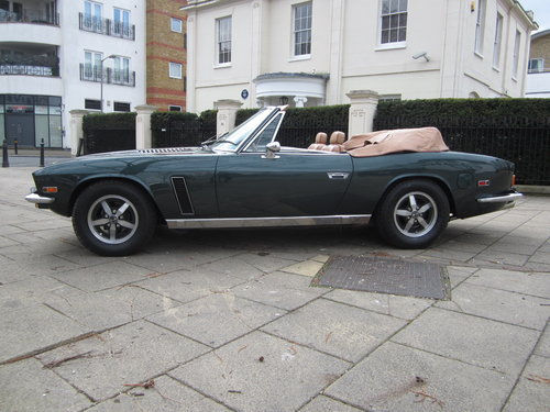 1974 Jensen Interceptor Convertible For Sale (picture 3 of 6)