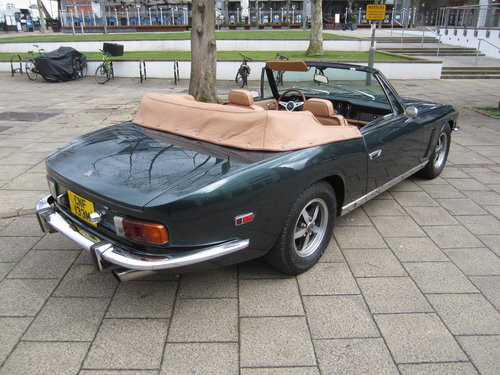 1974 Jensen Interceptor Convertible For Sale (picture 4 of 6)
