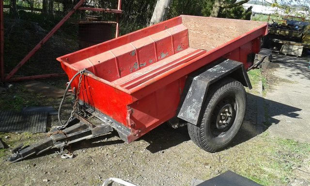 1964 JEEP TRAILER M416 For Sale (picture 1 of 6)