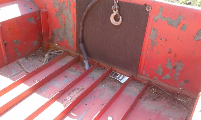 1964 JEEP TRAILER M416 For Sale (picture 5 of 6)