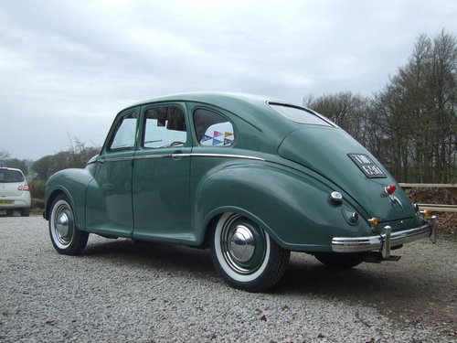 1952 Jowett Jupiter for Hire for TV/FILMS/Promotions For Hire (picture 6 of 6)