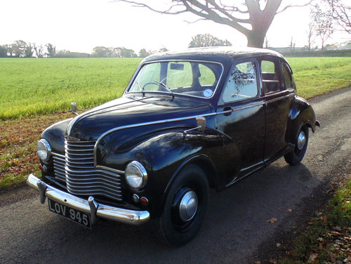 1951 Jowett Javelin SOLD (picture 1 of 6)