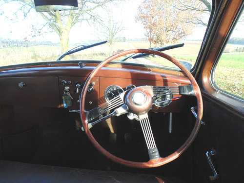 1951 Jowett Javelin SOLD (picture 4 of 6)