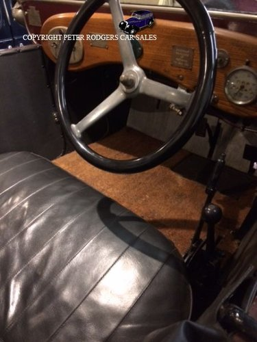 1924 Jowett Short Two For Sale (picture 2 of 3)