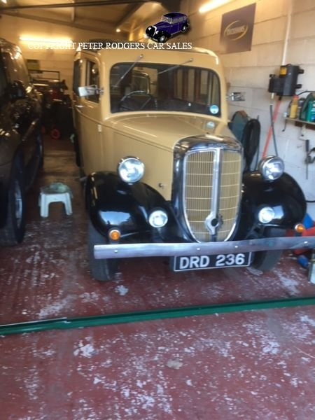 1948 Jowett Bradford Utility For Sale (picture 1 of 4)