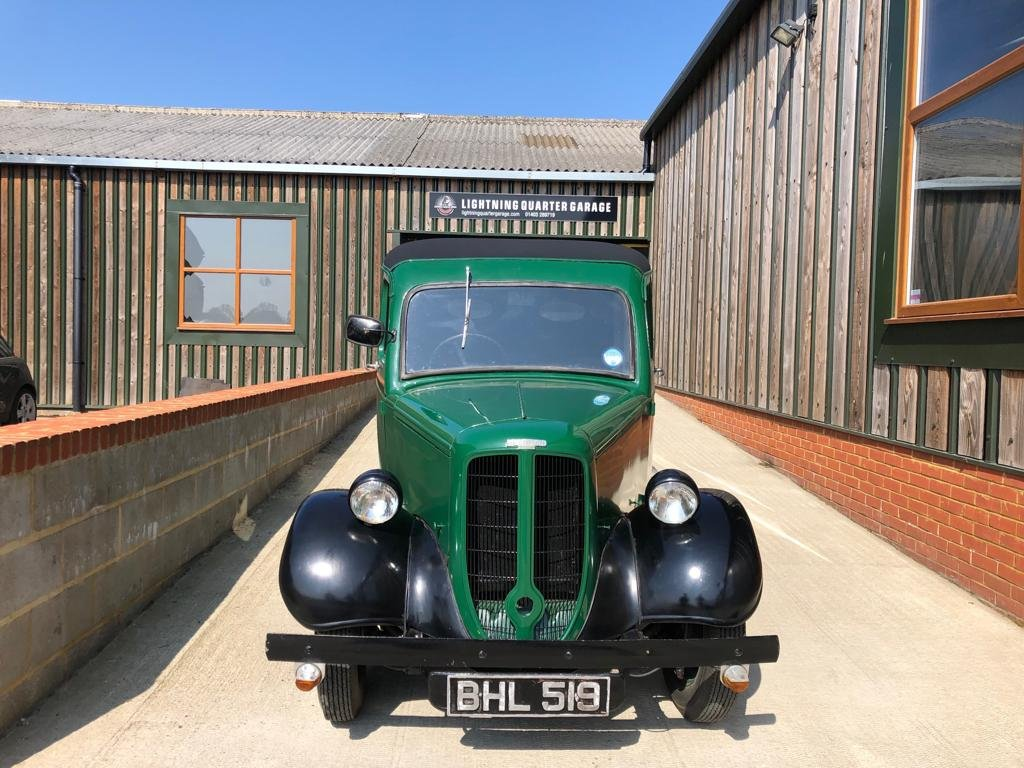 1948 Jowett Bradford. Great patina, drives well For Sale (picture 1 of 6)