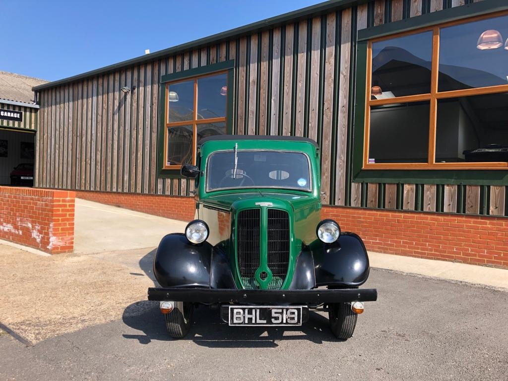 1948 Jowett Bradford. Great patina, drives well For Sale (picture 5 of 6)
