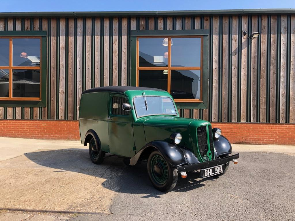 1948 Jowett Bradford. Great patina, drives well For Sale (picture 6 of 6)