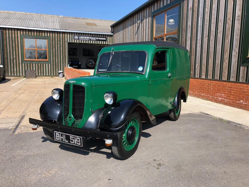 1948 Jowett Bradford van in good working order For Sale (picture 1 of 6)