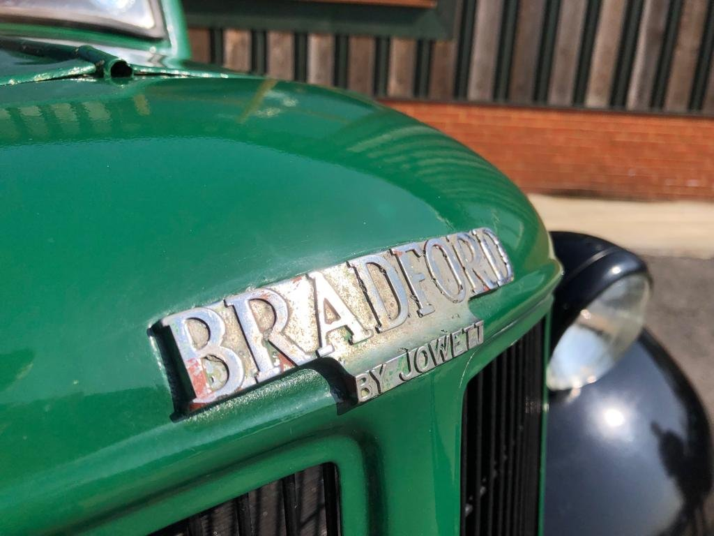 1948 Jowett Bradford van in good working order For Sale (picture 6 of 6)