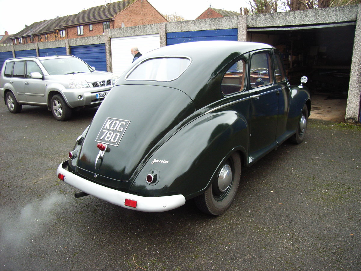 1951 Javelin - standard For Sale (picture 4 of 6)