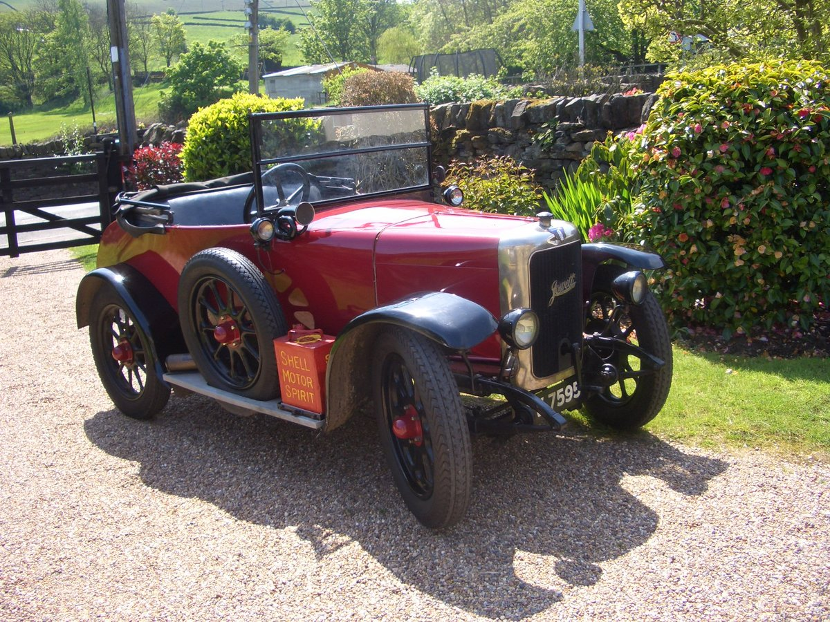 1927 Jowett Short Two For Sale (picture 1 of 6)