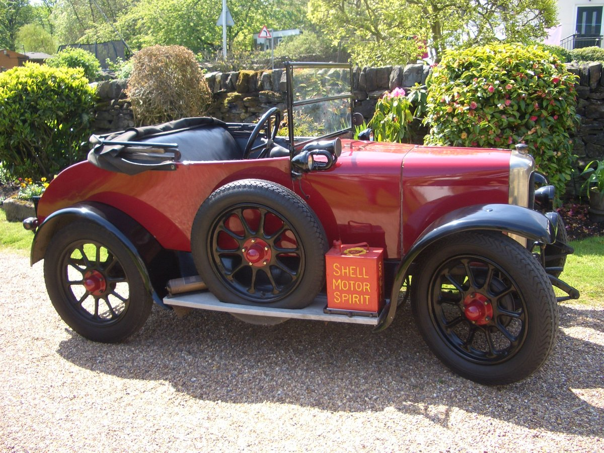 1927 Jowett Short Two For Sale (picture 2 of 6)