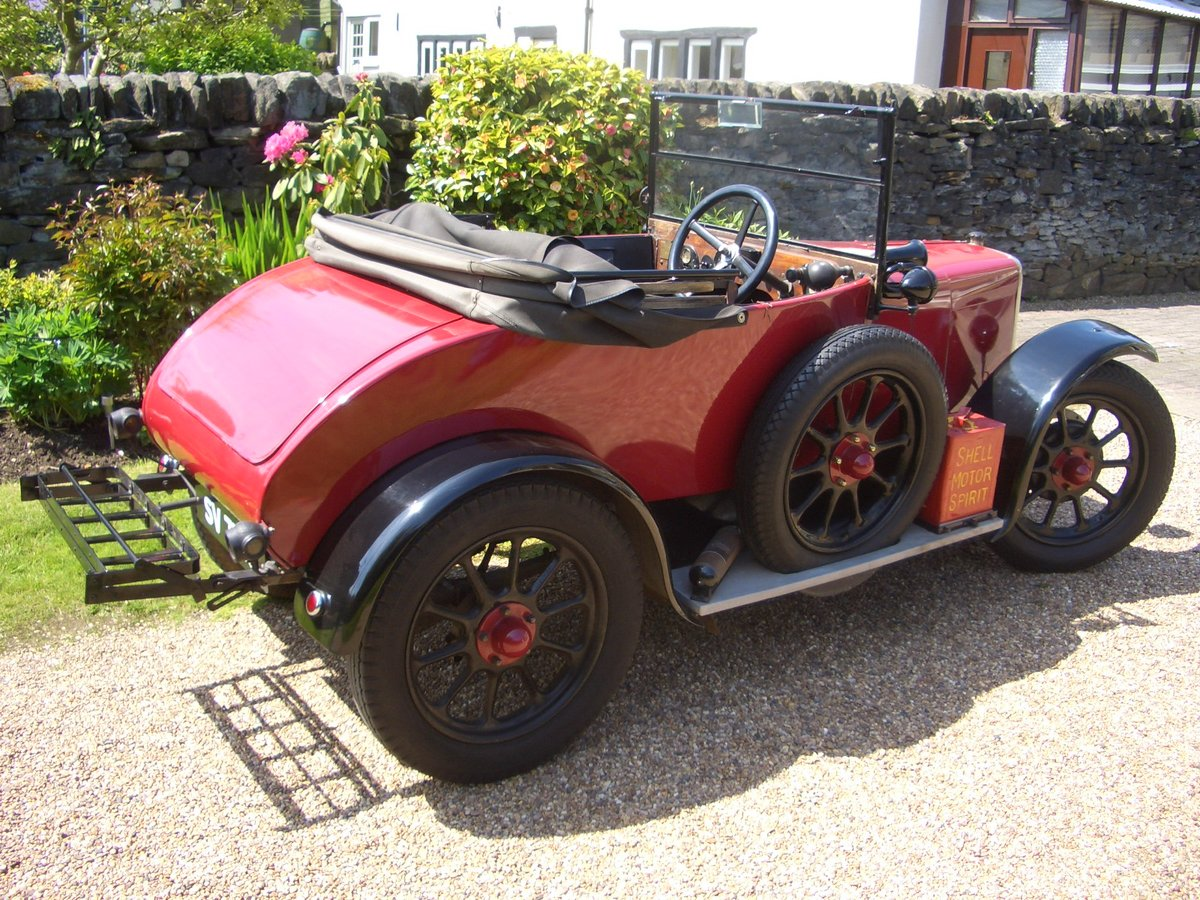 1927 Jowett Short Two For Sale (picture 3 of 6)