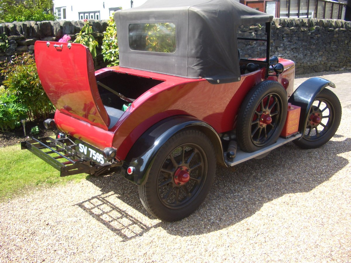 1927 Jowett Short Two For Sale (picture 5 of 6)