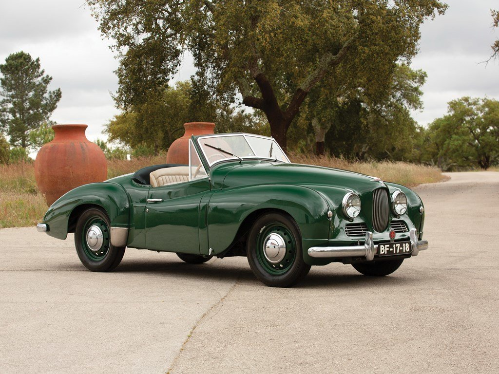 1951 Jowett Jupiter Sports  For Sale by Auction (picture 1 of 6)