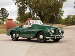 1951 Jowett Jupiter Sports  For Sale by Auction