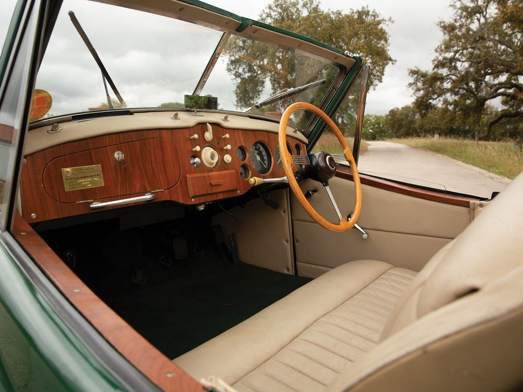 1951 Jowett Jupiter Sports  For Sale by Auction (picture 4 of 6)