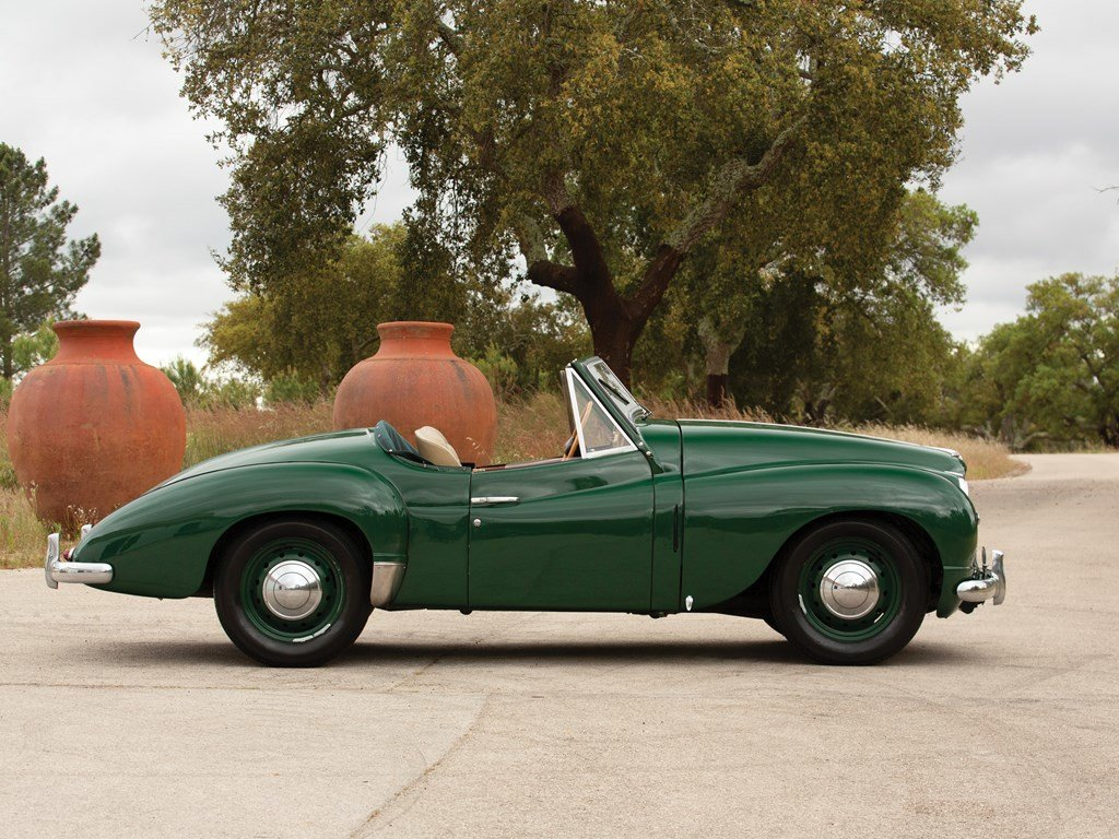 1951 Jowett Jupiter Sports  For Sale by Auction (picture 5 of 6)