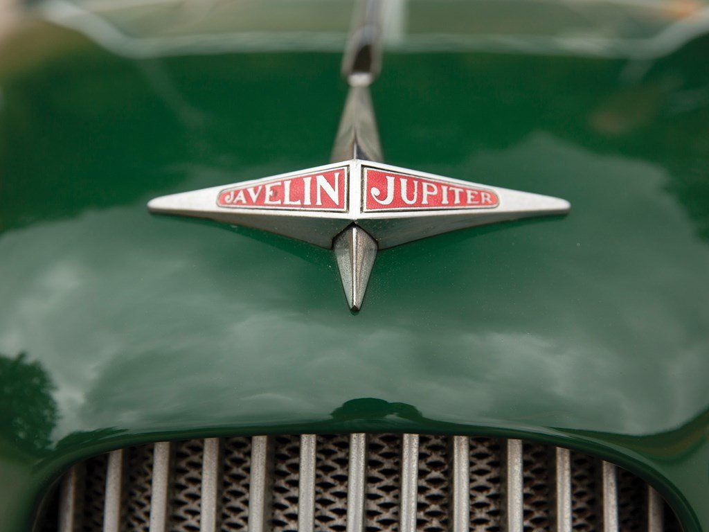 1951 Jowett Jupiter Sports  For Sale by Auction (picture 6 of 6)