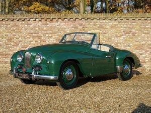 1951 Jowett Jupiter Mk1 only 731 made! winner  Automóvel Inte
