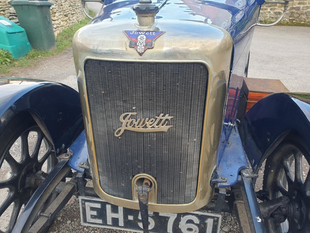 1924 Jowett Short 2 Tourer For Sale by Auction (picture 1 of 1)