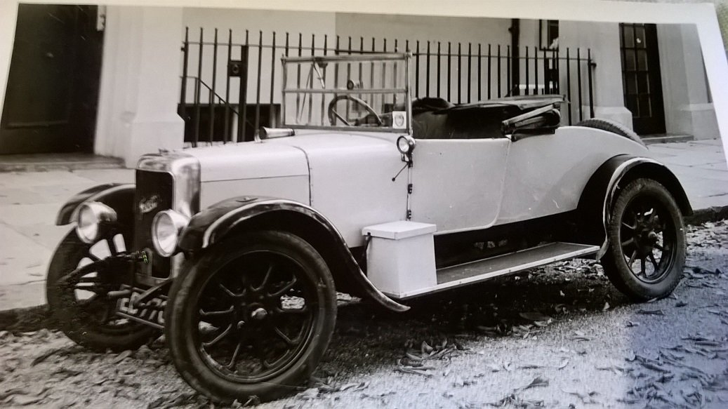 1929 Jowett Long 2 Sports Tourer For Sale (picture 1 of 6)