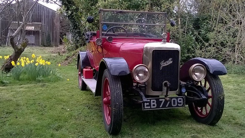 1929 Jowett Long 2 Sports Tourer For Sale (picture 2 of 6)