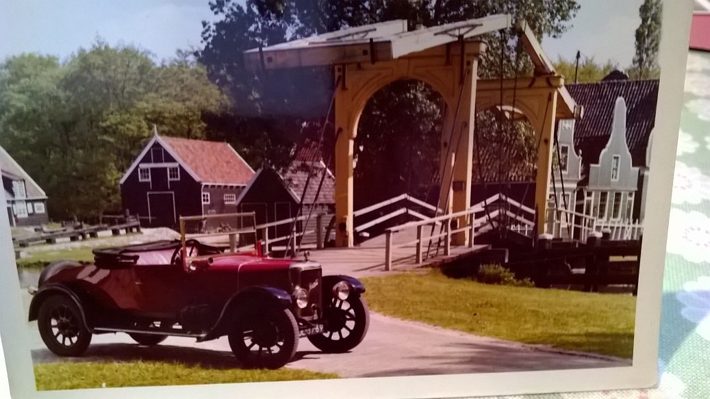 1929 Jowett Long 2 Sports Tourer For Sale (picture 4 of 6)