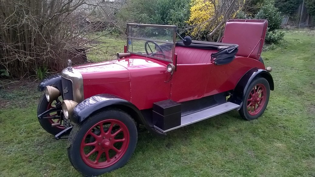 1929 Jowett Long 2 Sports Tourer For Sale (picture 5 of 6)