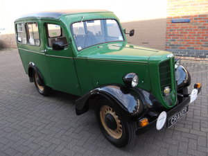 1952 Jowett Bradford Estate For Sale