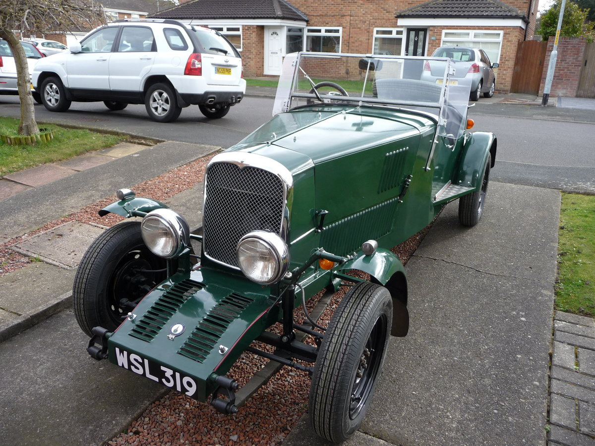 1952 Jowett trials car For Sale (picture 1 of 5)