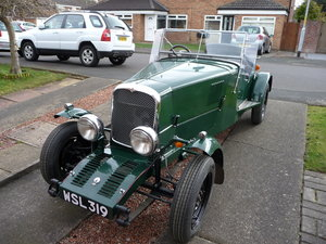 Jowett trials car