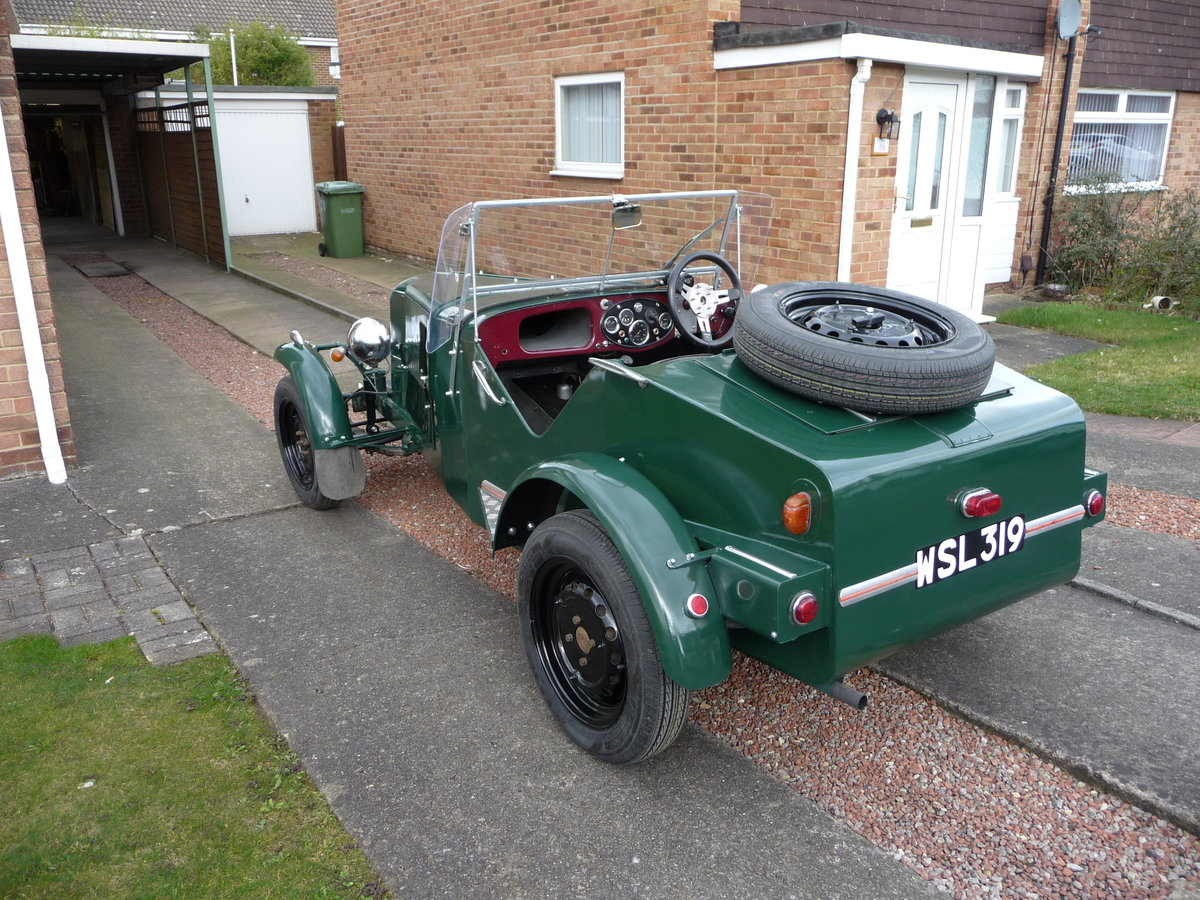1952 Jowett trials car For Sale (picture 2 of 5)
