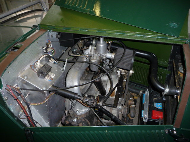 1952 Jowett trials car For Sale (picture 4 of 5)