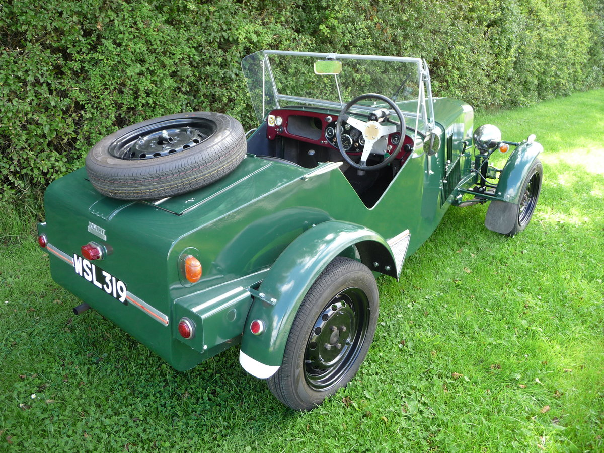 1952 Jowett trials car For Sale (picture 5 of 5)
