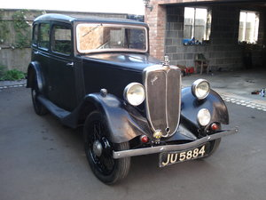 Picture of 1935 Jowett kestrel