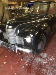 Picture of 1949 Jowett Javelin