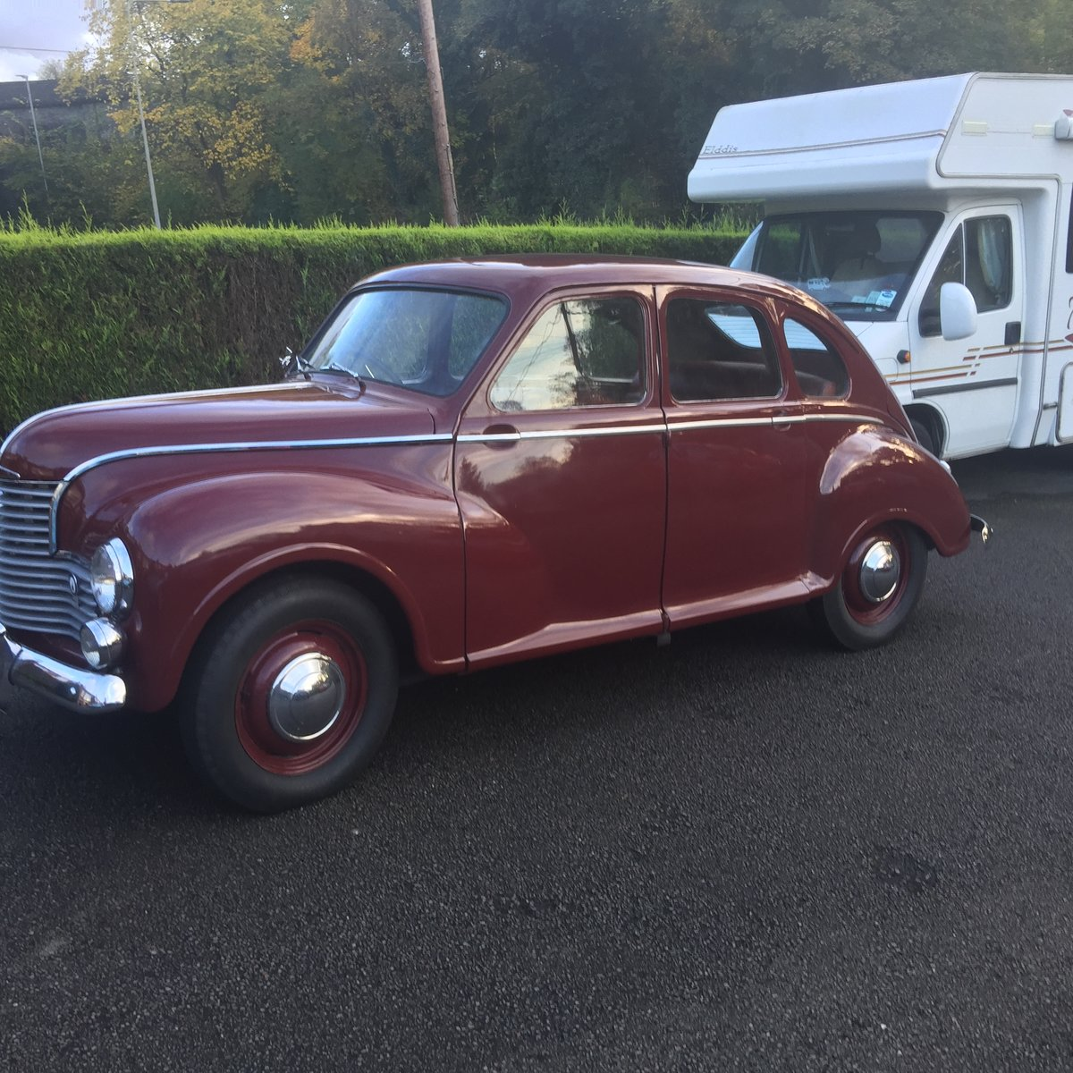 1951 Jowett Javelin  For Sale (picture 2 of 6)