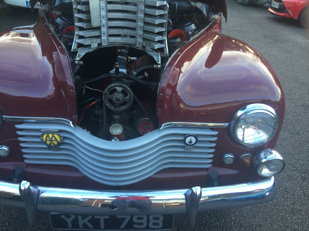 1951 Jowett Javelin  For Sale (picture 3 of 6)