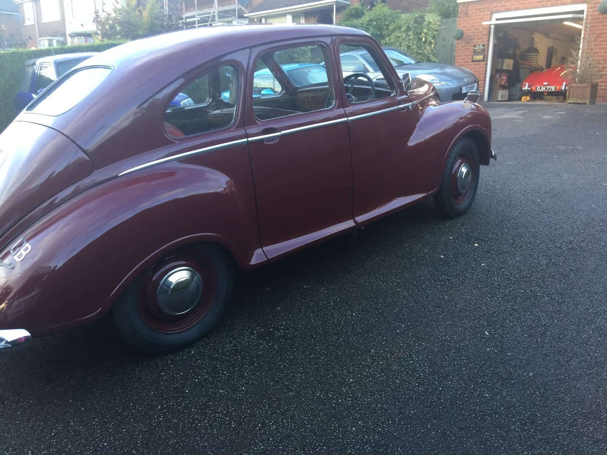 1951 Jowett Javelin  For Sale (picture 5 of 6)