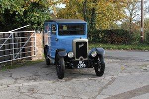Picture of 1929 Jowett 7/17 LWB Lightweight Van