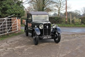 Picture of 1934 Jowett Dropside Lorry, Outstanding Restoration For Sale